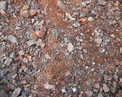 quarried stone